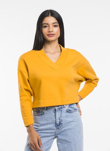 Take7 Sweatshirt Hardal
